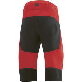 Gonso Sirac Spodnie krótkie Mężczyźni, high risk red